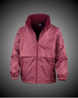 Core microfleece lined jacket