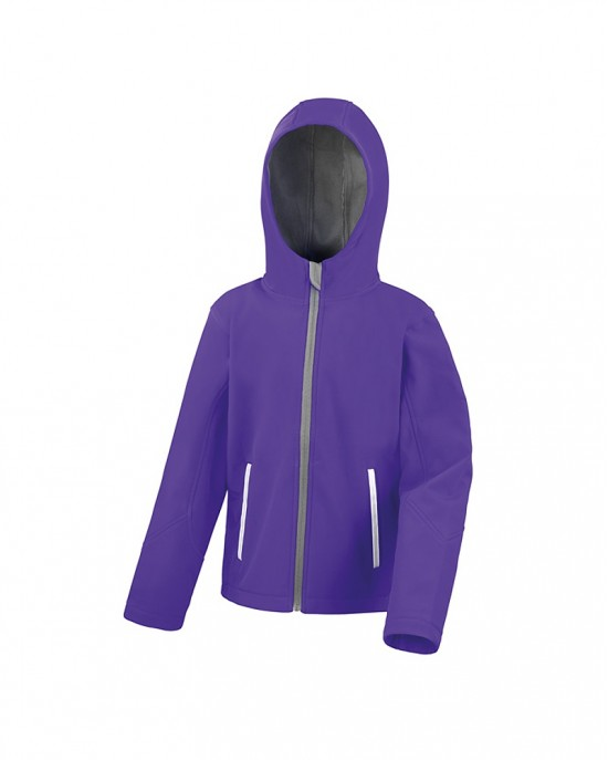 Junior Softshell Jacket