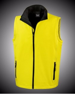 Ladies Softshell Bodywarmer