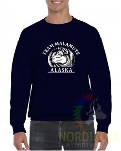 Team Malamute Sweatshirt