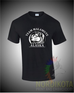 Team Malamute T-shirt