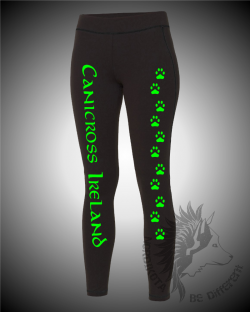 CI Paw Ladies Leggings