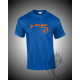 Dilligaf MX T-shirt (Royal)