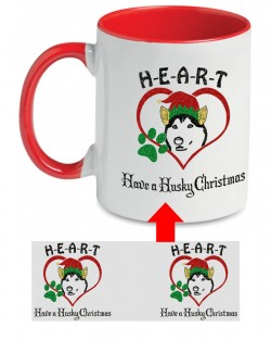 Heart Elf Ears Mug