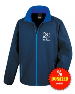 Heart Softshell Jacket