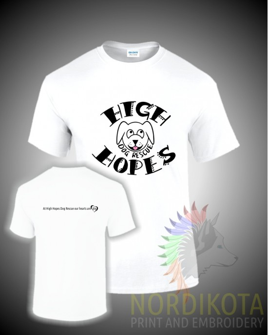 HHDR Cotton T-shirt