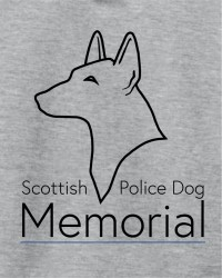 Scottish Police Dog Memorial