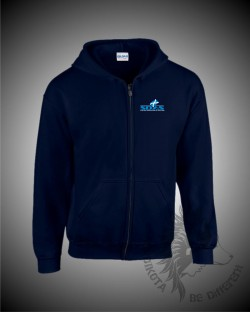 SDAS Full Zip Hoody