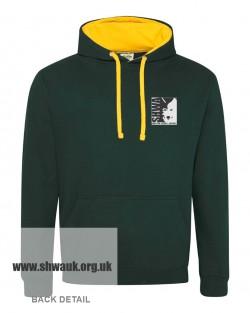 Contrast Hoody - SHWA