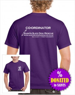 SSDR Co-Ordinator Merchandise