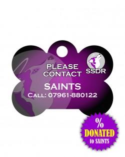 SSDR Dog Tag