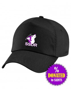 SSDR Embroidered Cap
