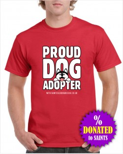 SSDR Proud Dog Adopter