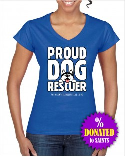 SSDR Proud Dog Rescuer