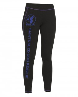 Saints Leggings Logo