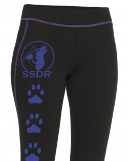 Saints Leggings Paw