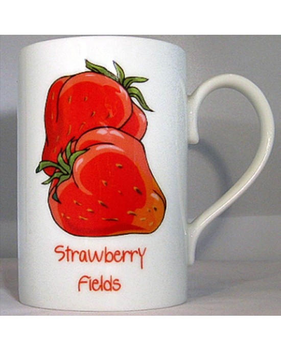 8oz Porcelain Mugs