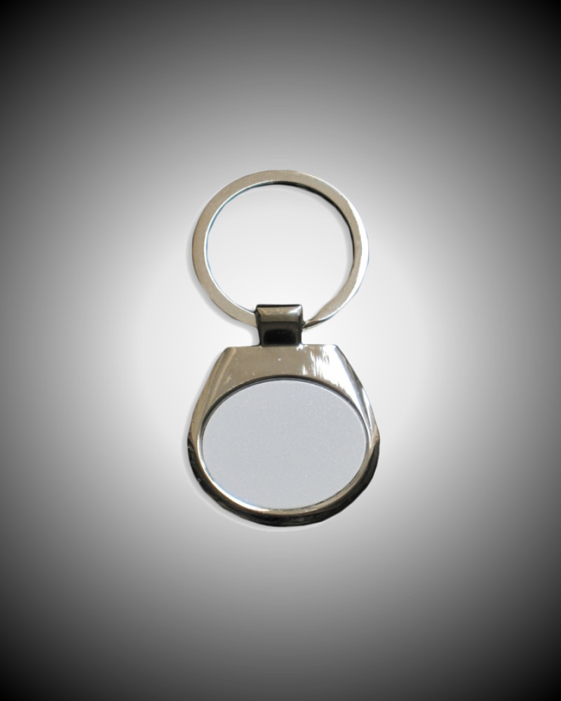 Keyring - Oval Shape