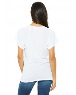 Ladies Flowy Raglan T-shirt