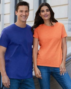 Ladies Heavy Cotton T-shirt