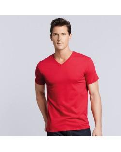 Premium Cotton V-Neck T-shirt