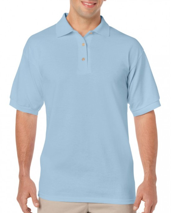Jersey Knit Polo