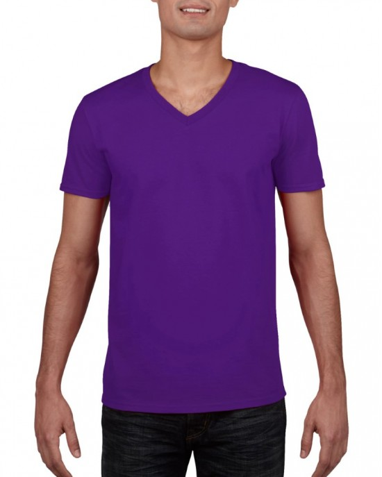 Softstyle V-neck Agility T-shirt