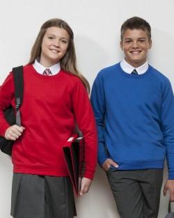 Youth Raglan Sweatshirt