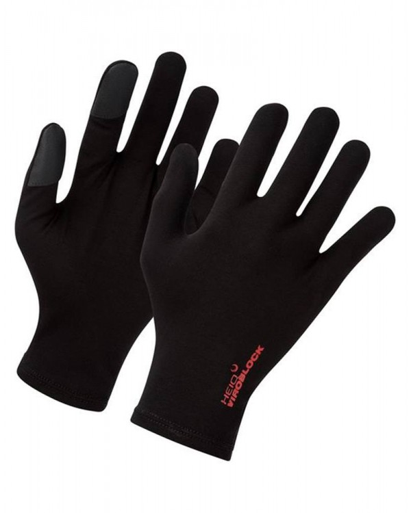Touch gloves, powered by HeiQ Viroblock