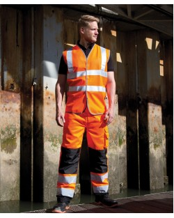 Recycled Safety Cargo Trousers