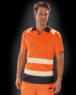 Recycled Safety Polo