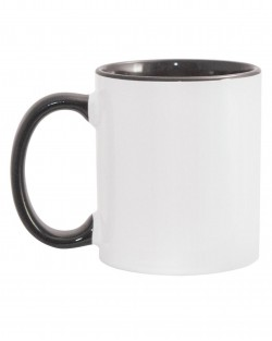 Black Handle + Inside Mugs