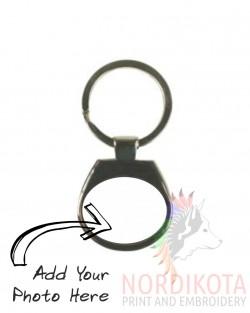 Keyring - Oval Shape