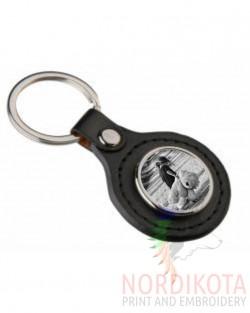 Keyring - Circle Shape