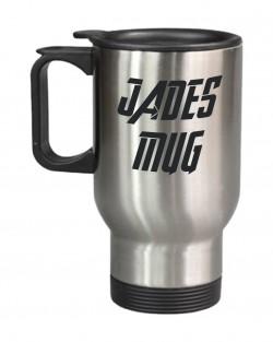Silver Reusable Mug