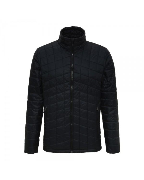 Ultralight thermo quilt jacket