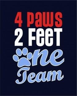 4 Paws 2 Feet