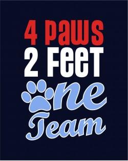4 Paws 2 Feet Tote