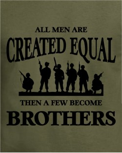 A Few Become Brothers