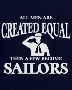 A Few Become Sailors