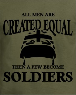 A Few Become Soldiers