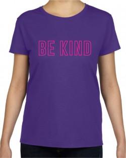 Be Kind Outline