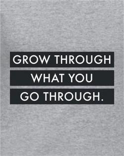 Grow Through