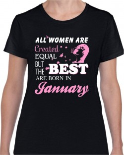 All Women - January