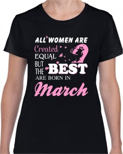 All Women - March