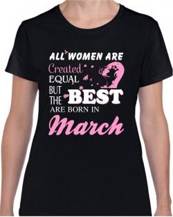 All Women - March