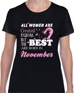 All Women - November