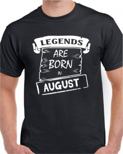 Legends - August