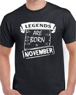 Legends - November