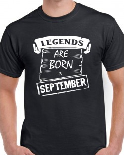 Legends - September